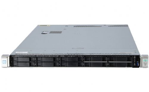 HPE ProLiant DL360 Gen9 Server Dual 4-Core E5-2637 V3  3.5GHz  RAM 400GB SSD  VMWARE ESXI 7.0